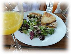 Sacramento Food Tours Bistro Panini image