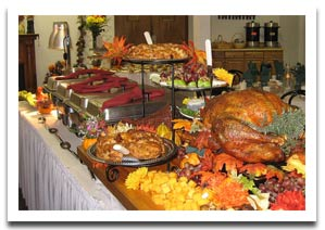 Enjoy sacramento s turkey day buffets leave your apron at for Restaurants serving thanksgiving dinner near me 2017